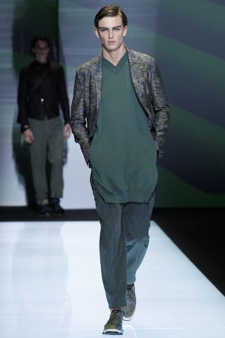 Emporio Armani Menswear SS 2017 Milan (39)