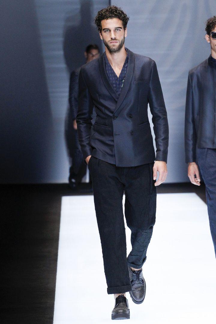 Emporio Armani Menswear SS 2017 Milan (4)