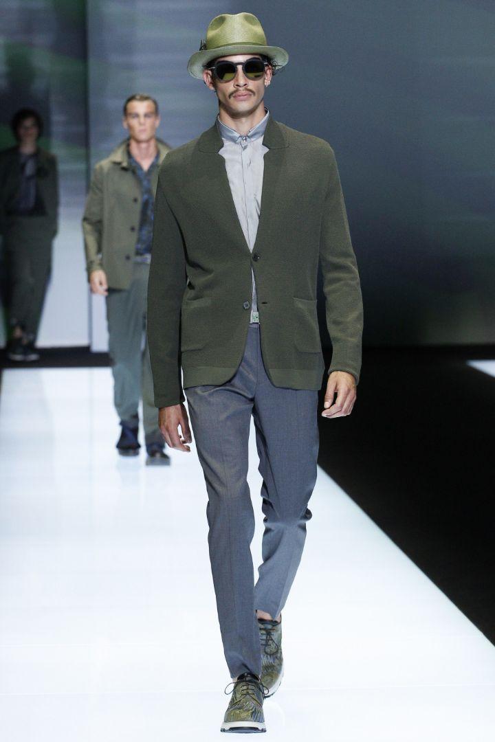 Emporio Armani Menswear SS 2017 Milan (43)