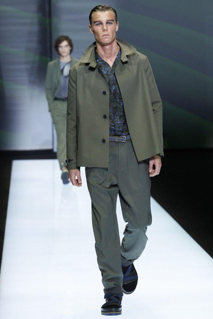 Emporio Armani Menswear SS 2017 Milan (44)