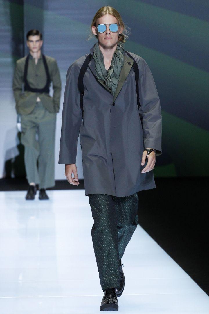 Emporio Armani Menswear SS 2017 Milan (46)
