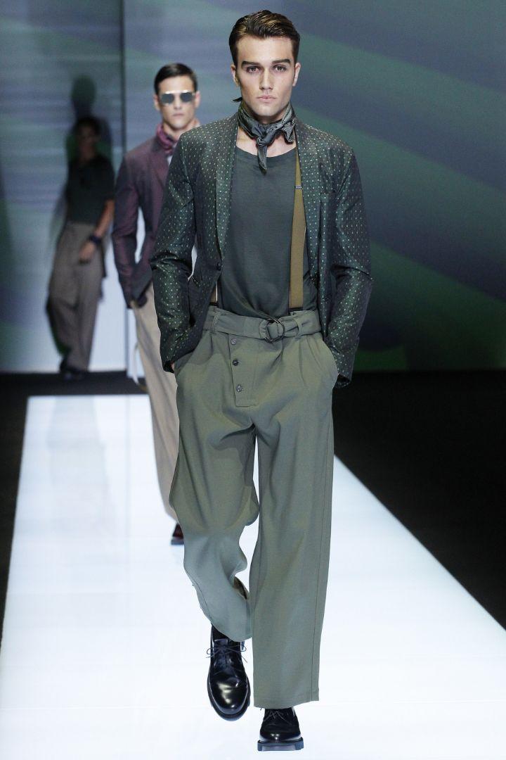 Emporio Armani Menswear SS 2017 Milan (48)