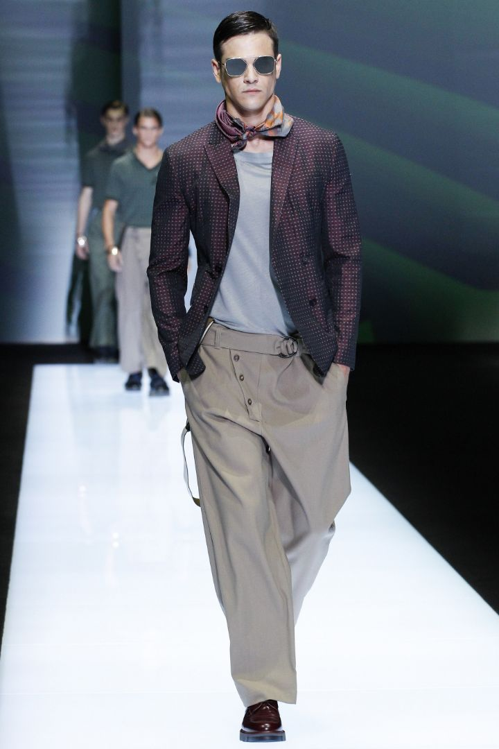 Emporio Armani Menswear SS 2017 Milan (49)