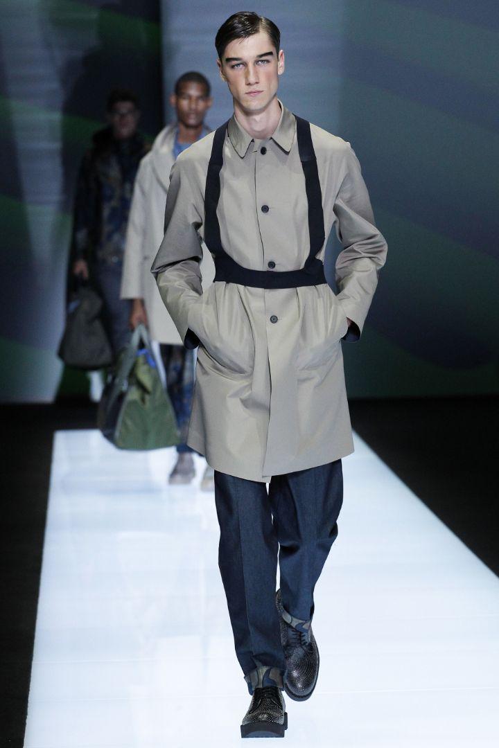 Emporio Armani Menswear SS 2017 Milan (61)