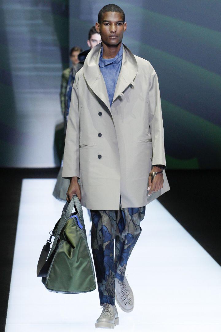 Emporio Armani Menswear SS 2017 Milan (62)