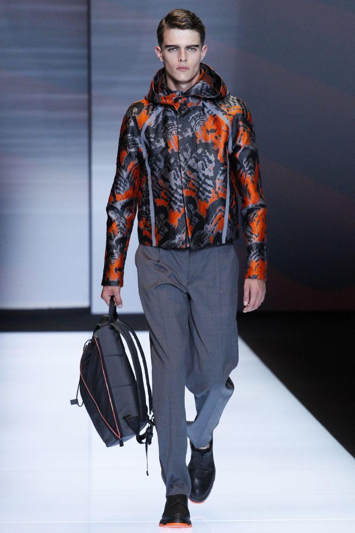 Emporio Armani Menswear SS 2017 Milan (68)