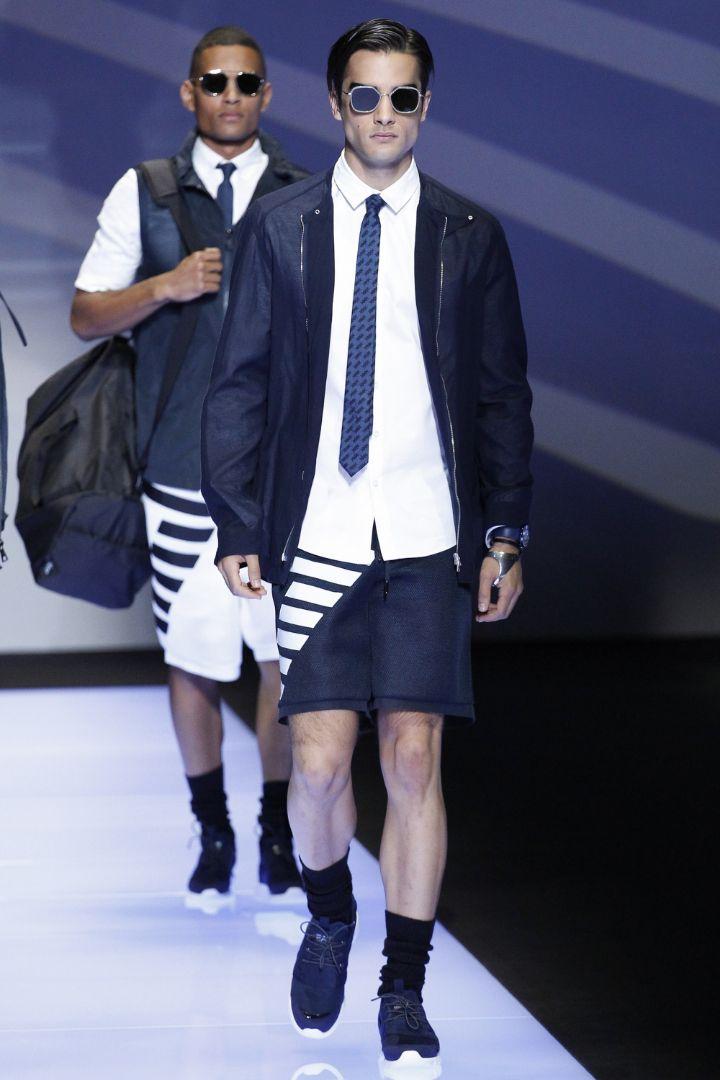 Emporio Armani Menswear SS 2017 Milan (69)