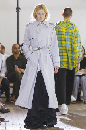Facetasm, Menswear Collection Spring Summer 2017 in Paris