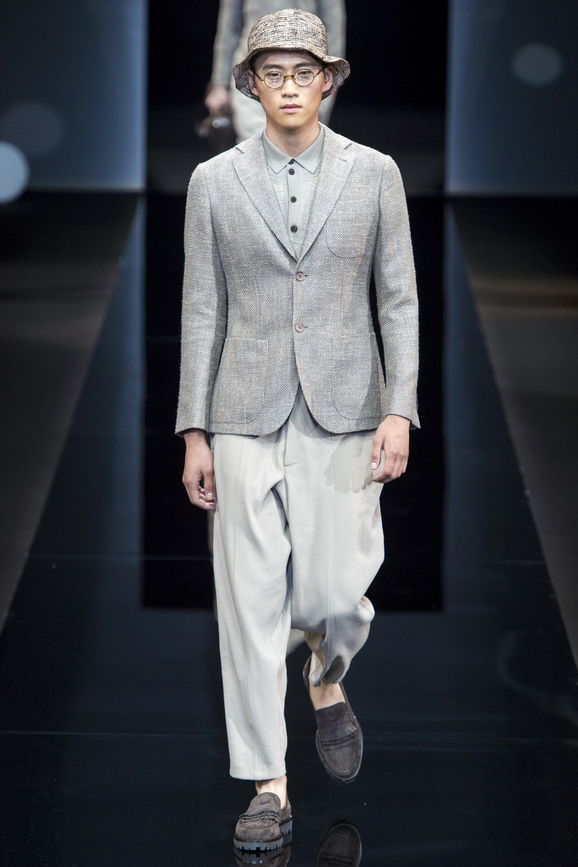 Giorgio Armani Menswear SS 2017 Milan (12)