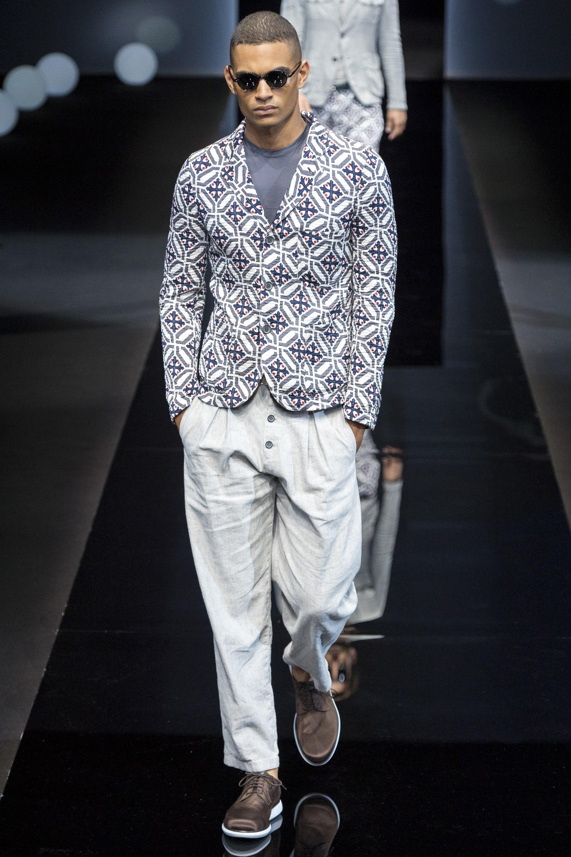 Giorgio Armani Menswear SS 2017 Milan (17)