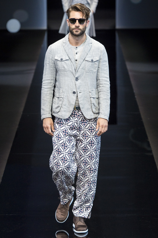 Giorgio Armani Menswear SS 2017 Milan (18)