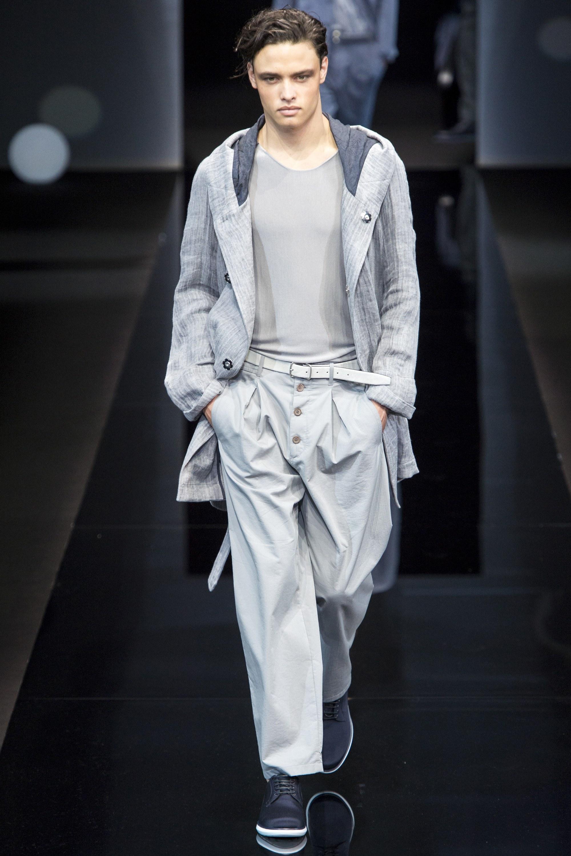 Giorgio Armani Menswear SS 2017 Milan (25)