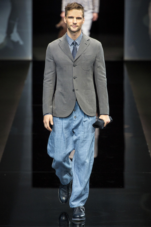 Giorgio Armani Menswear SS 2017 Milan (29)