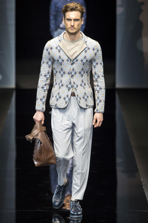 Giorgio Armani Menswear SS 2017 Milan (30)