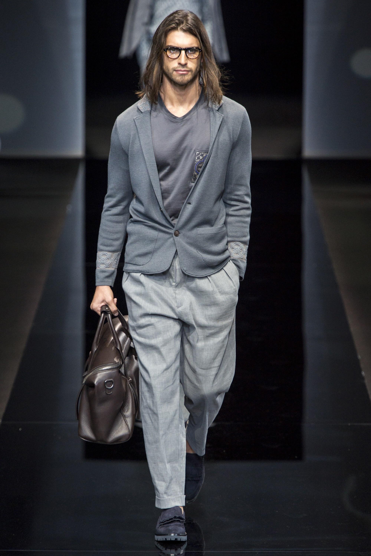 Giorgio Armani Menswear SS 2017 Milan (33)