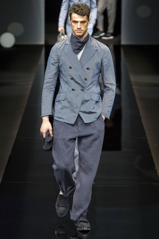 Giorgio Armani Menswear SS 2017 Milan (35)