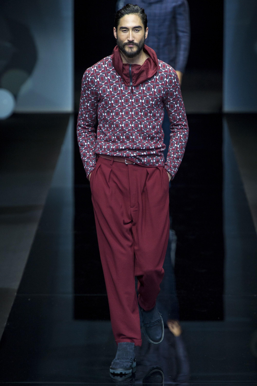 Giorgio Armani Menswear SS 2017 Milan (54)
