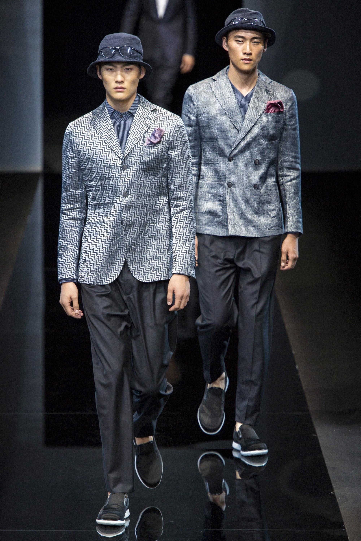 Giorgio Armani Menswear SS 2017 Milan (59)