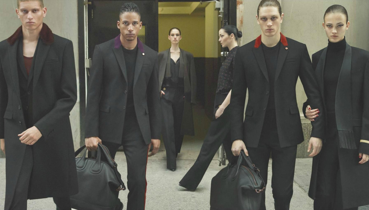 Givenchy FW 2016-2017 Campaign (4)