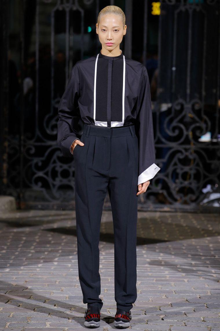 Haider Ackermann Menswear SS 2017 Paris (11)