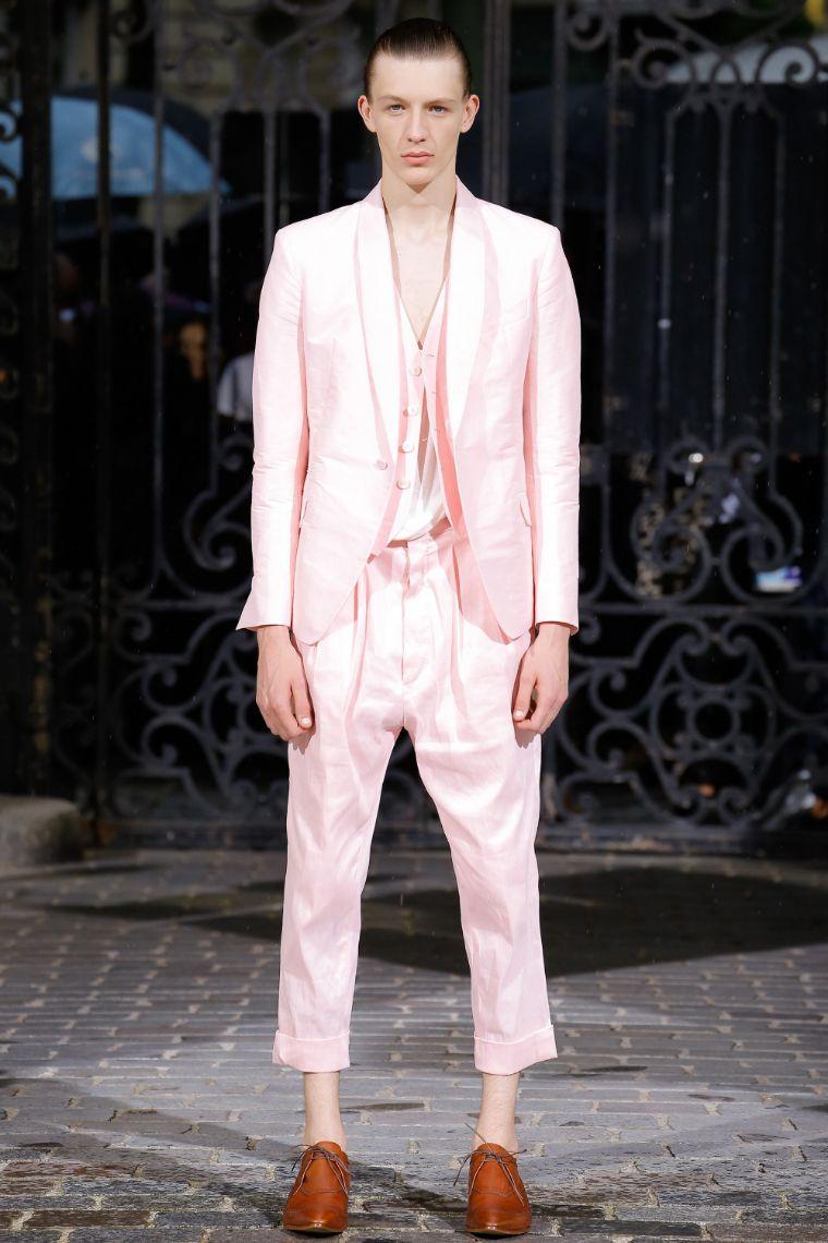 Haider Ackermann Menswear SS 2017 Paris (17)