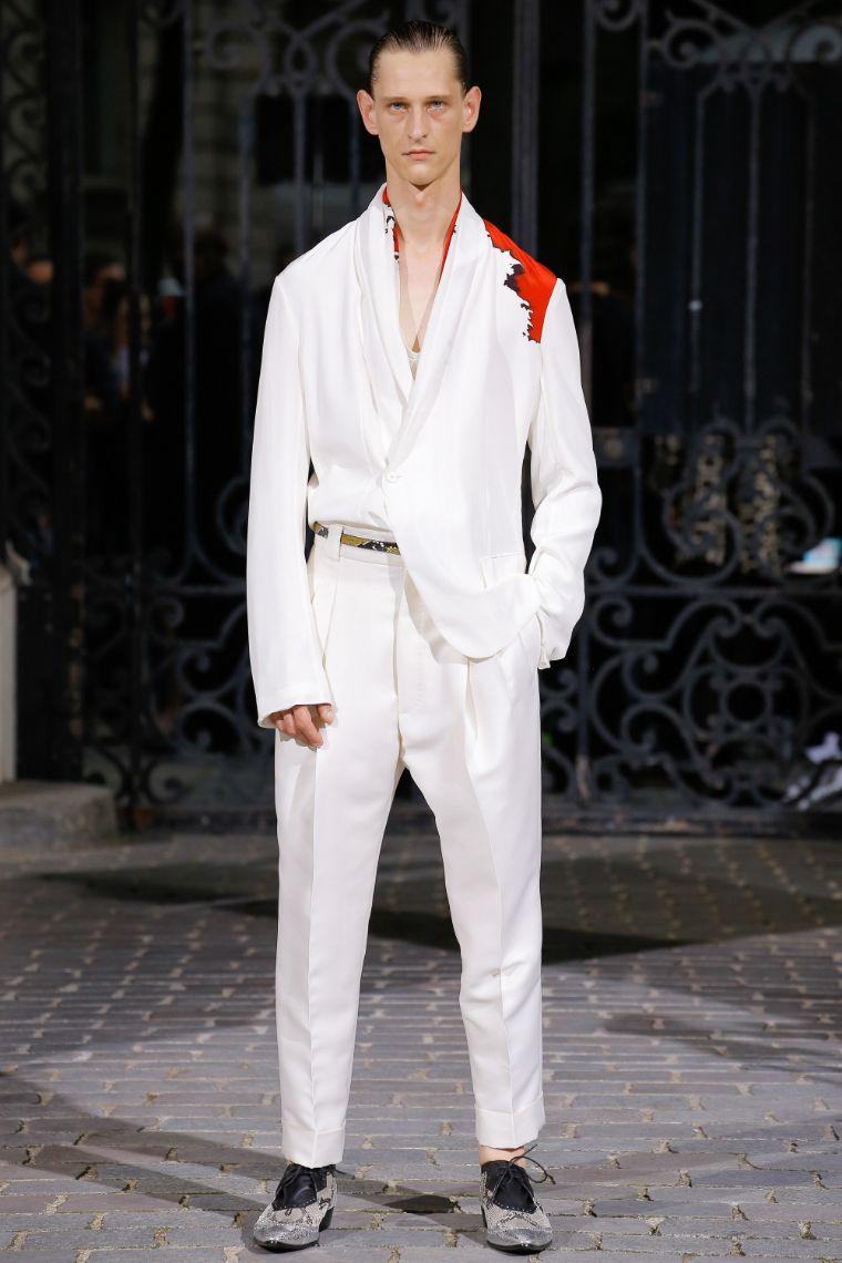 Haider Ackermann Menswear SS 2017 Paris (2)