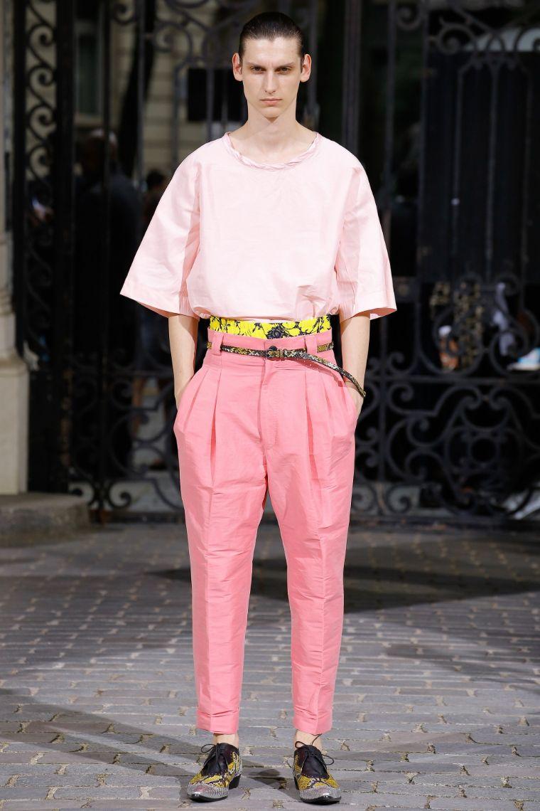 Haider Ackermann Menswear SS 2017 Paris (20)