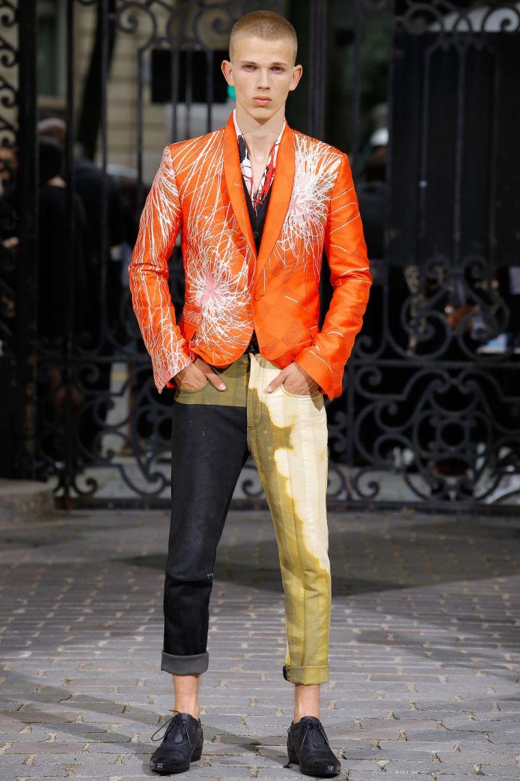 Haider Ackermann Menswear SS 2017 Paris (23)