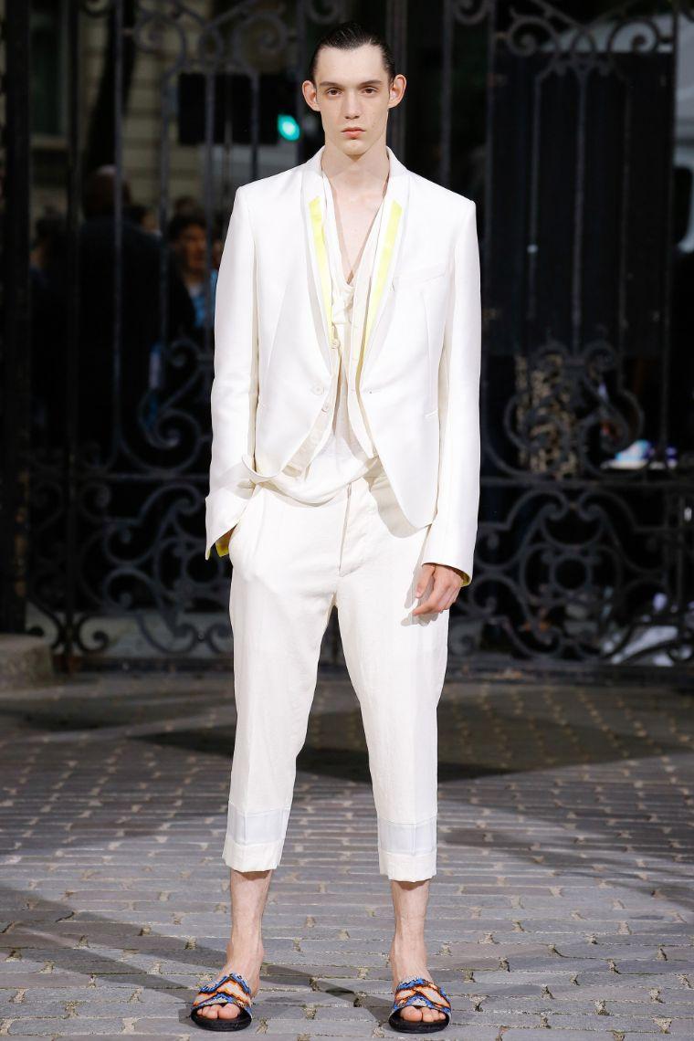 Haider Ackermann Menswear SS 2017 Paris (24)
