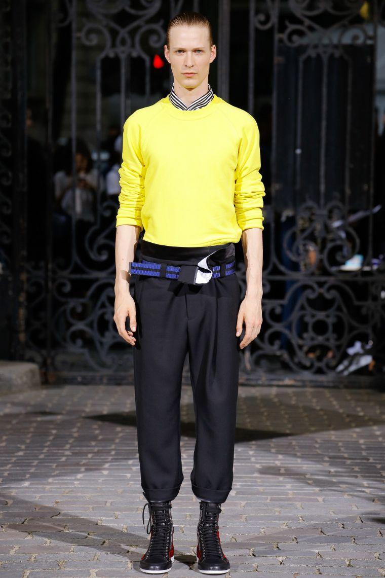 Haider Ackermann Menswear SS 2017 Paris (25)