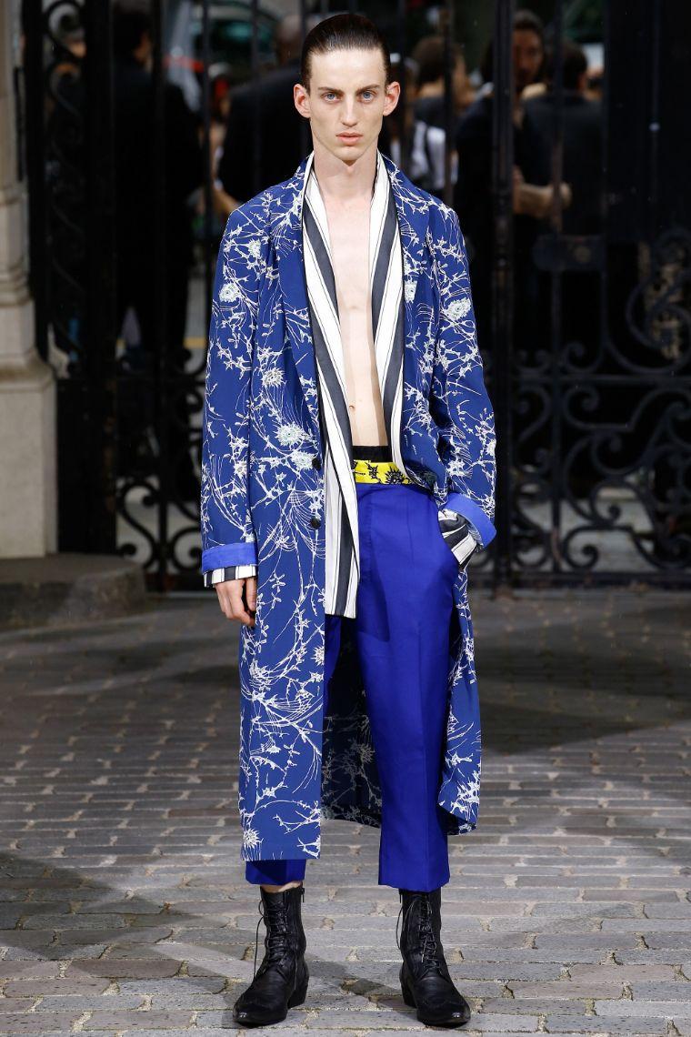 Haider Ackermann Menswear SS 2017 Paris (26)