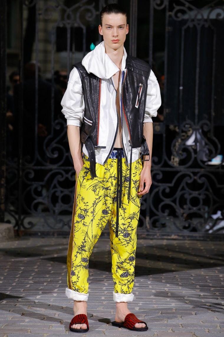 Haider Ackermann Menswear SS 2017 Paris (27)