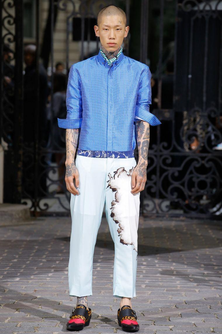 Haider Ackermann Menswear SS 2017 Paris (3)