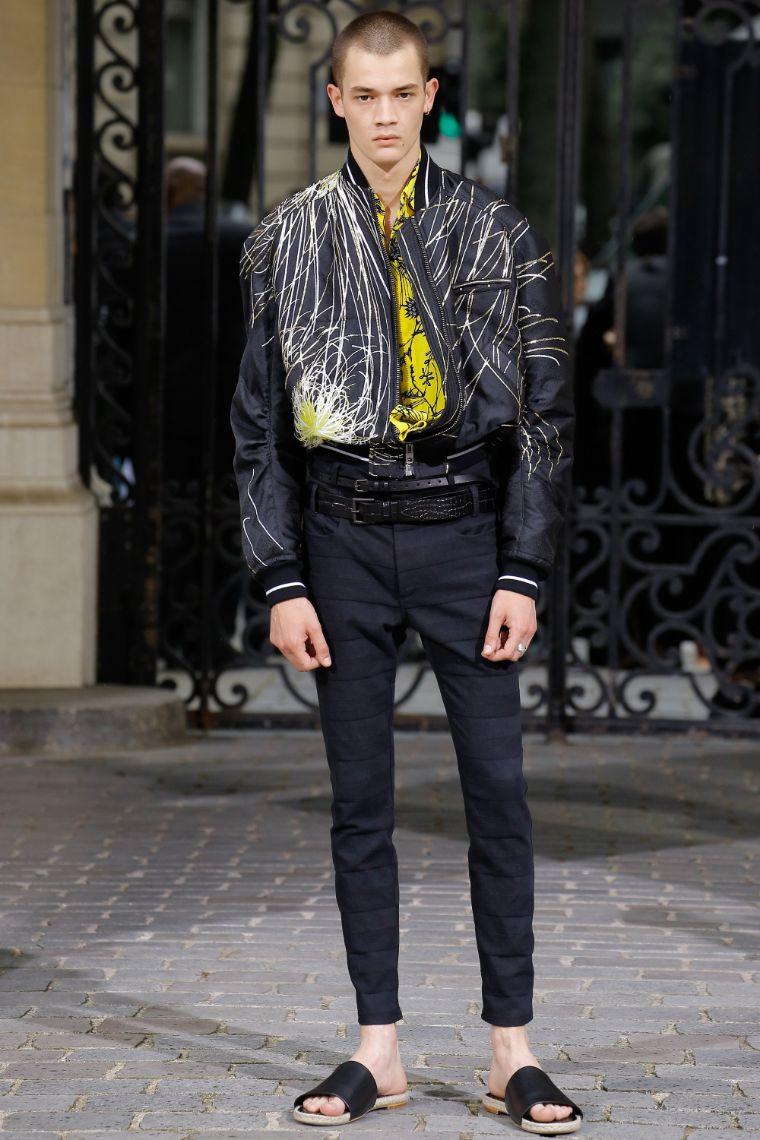 Haider Ackermann Menswear SS 2017 Paris (32)