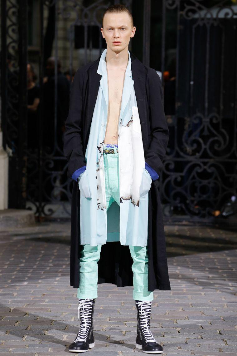 Haider Ackermann Menswear SS 2017 Paris (7)