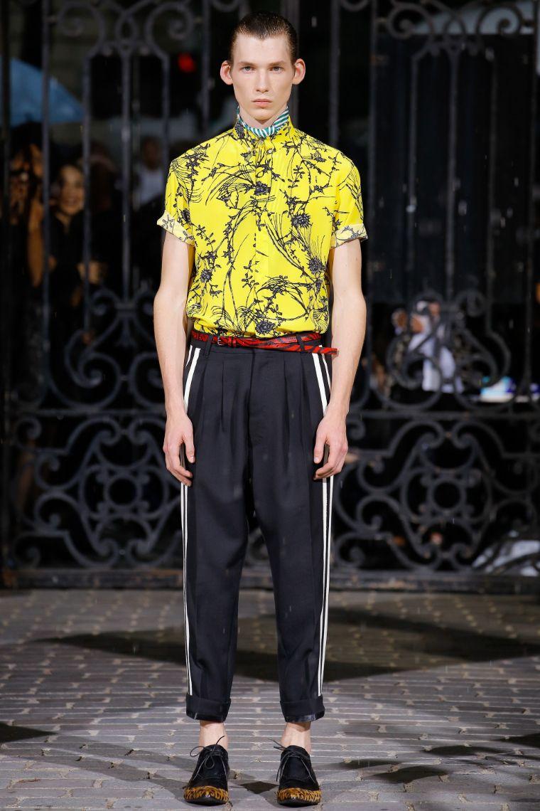 Haider Ackermann Menswear SS 2017 Paris (8)