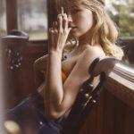 Haley Bennett by Mikael Jansson