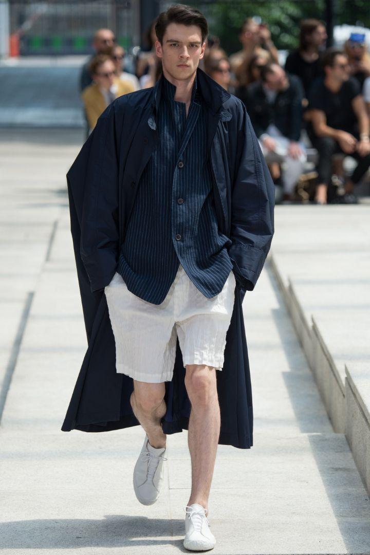 Issey Miyake Menswear SS 2017 Paris (23)