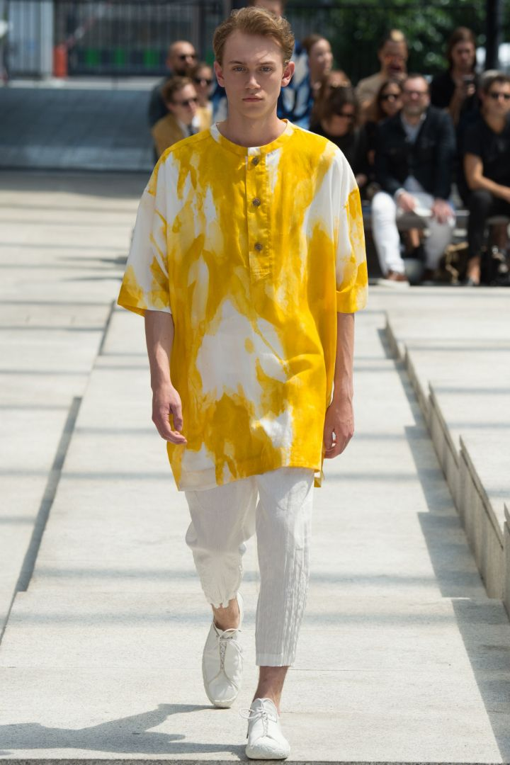 Issey Miyake Menswear SS 2017 Paris (25)