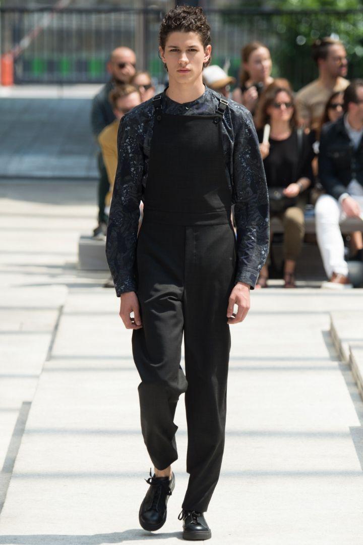 Issey Miyake Menswear SS 2017 Paris (33)