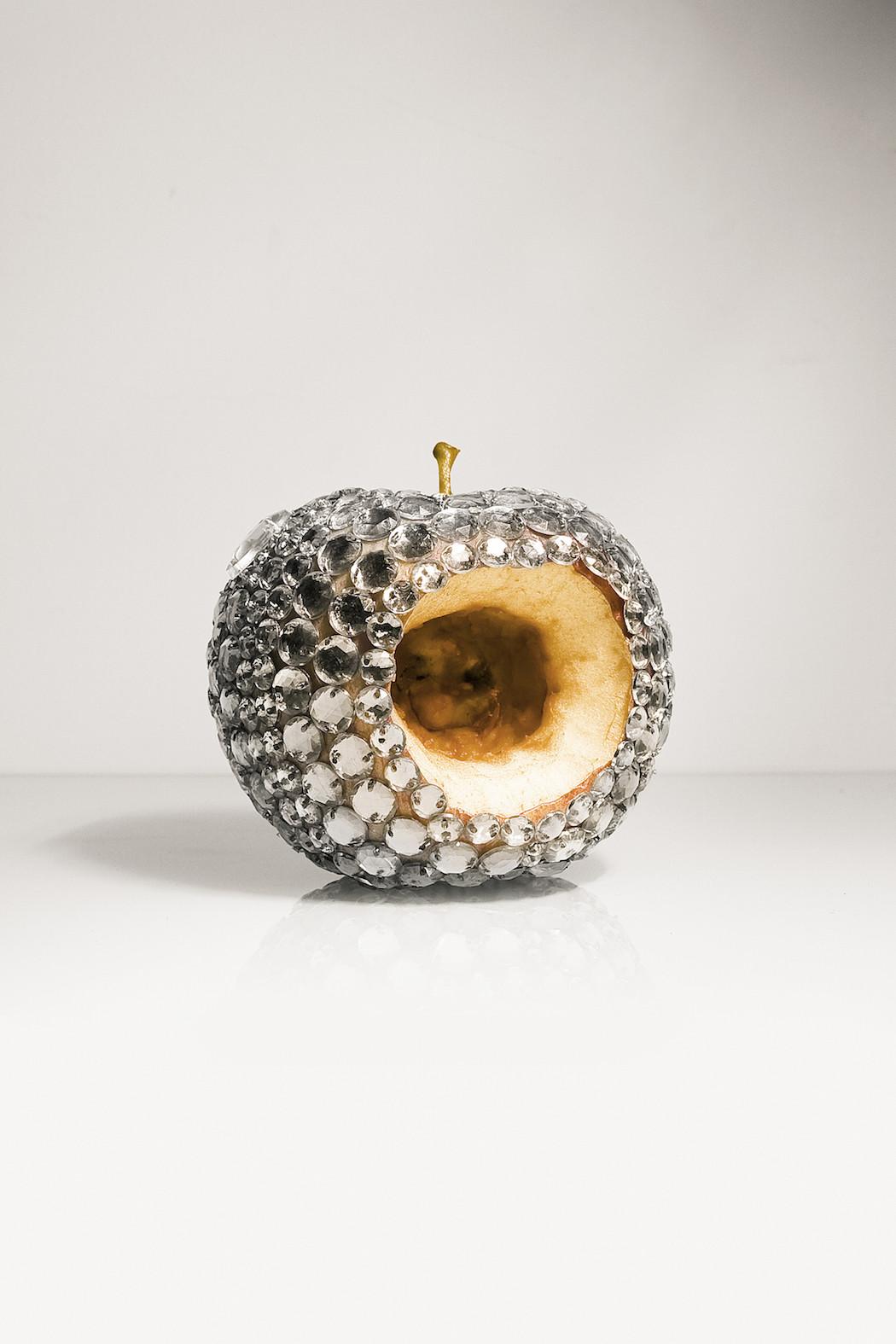Jewel Encrusted Rotting Fruit by Luciana Rondolini (6)