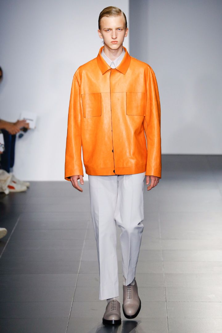 Jil Sander Menswear SS 2016 Milan (8)