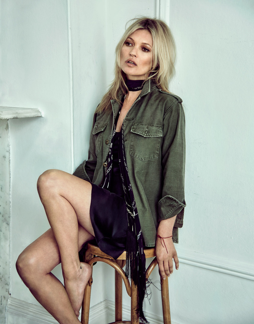 Kate Moss by Chris Colls (4)