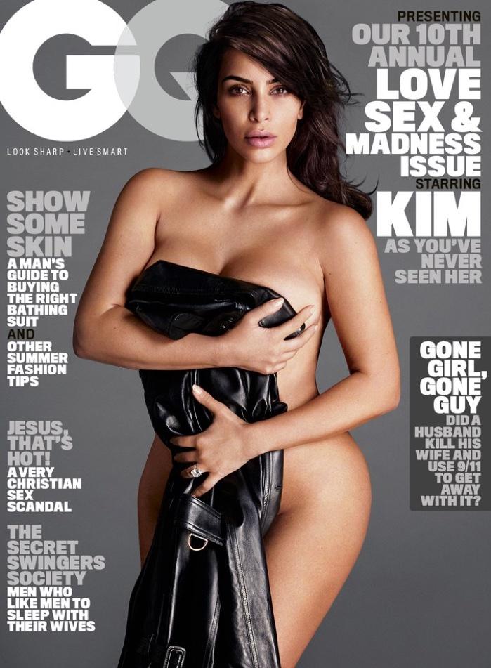 Kim Kardashian by Mert & Marcus (1)