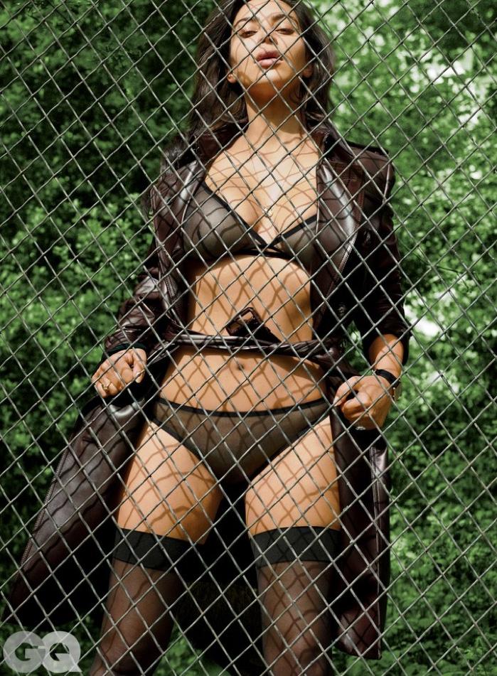 Kim Kardashian by Mert & Marcus (3)