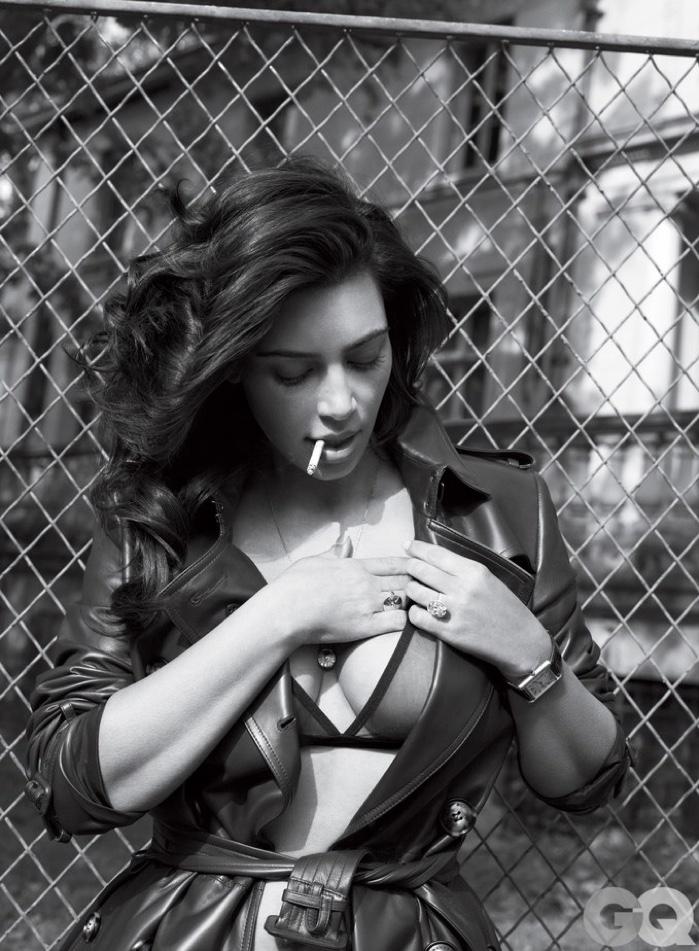 Kim Kardashian by Mert & Marcus (4)