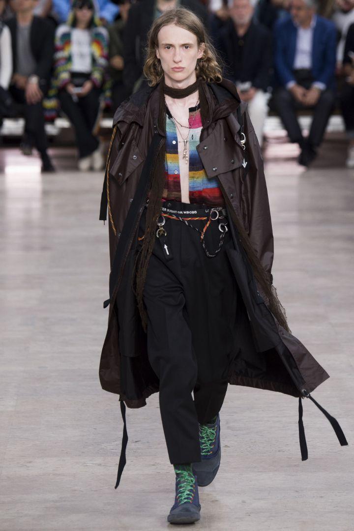 Lanvin Menswear SS 2017 Paris (1)