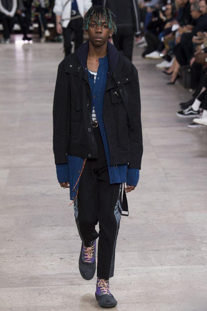 Lanvin Menswear SS 2017 Paris (10)