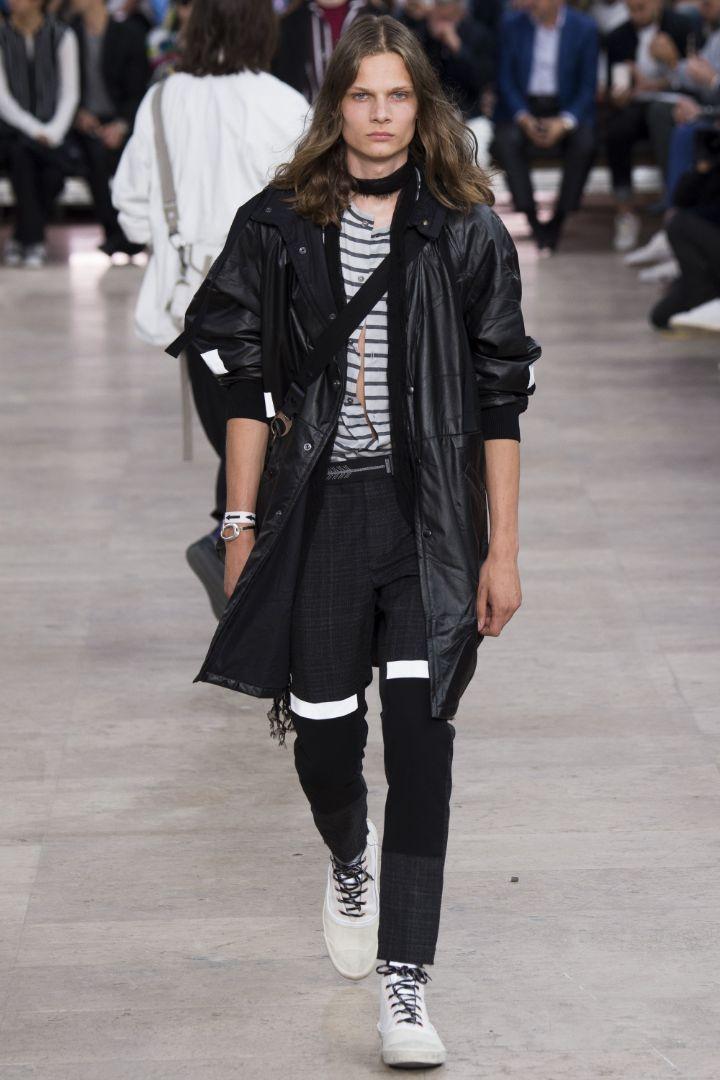 Lanvin Menswear SS 2017 Paris (13)
