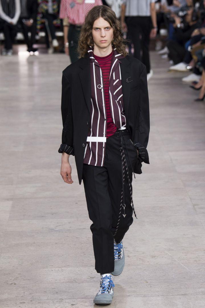 Lanvin Menswear SS 2017 Paris (14)